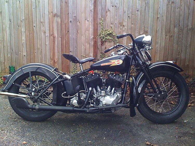 Photos of Customer Bikes - Oceana Cycles - Harley Davidson